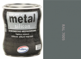Vitex Heavy Metal Silikon - alkyd RAL 7005 2250ml